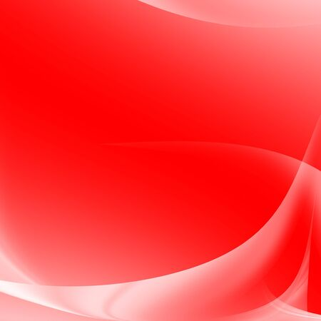 red abstract background with white gradient waves Stock Photo - 18685604