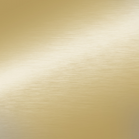 white marble: gold metal texture background smooth surface Stock Photo