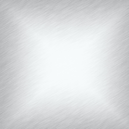 alluminum: white silver metal texture background with oblique lines pattern to decorative greeting card design