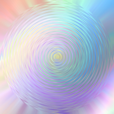abstract background texture circle pattern pastel colors Stock Photo - 18931441