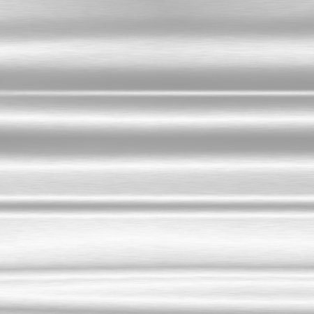 white metal background with horizontal scratches texture Stock Photo - 19796947