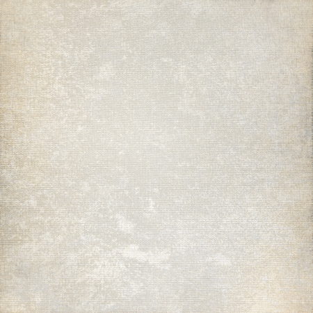 old paper background canvas texture Stock Photo - 19796956