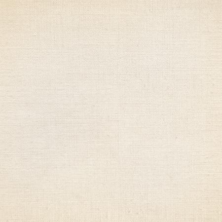 キャンバスのテクスチャ紙の背景のベージュ
