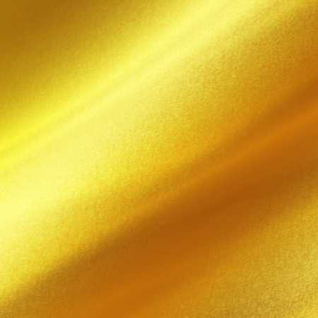oblique: gold metal texture background with oblique line of light to decorative greeting card design Stock Photo
