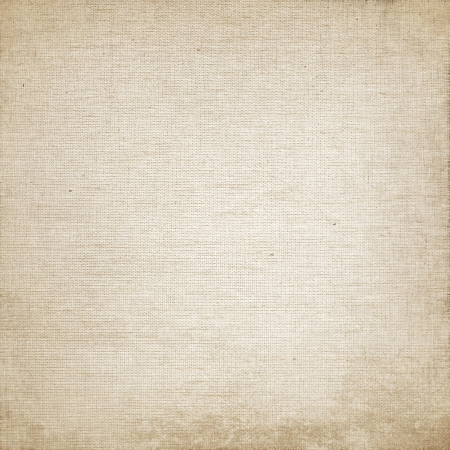 vignetted: beige canvas texture background