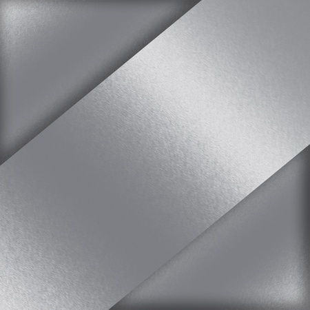 silver metal background, chrome texture Stock Photo - 21134782