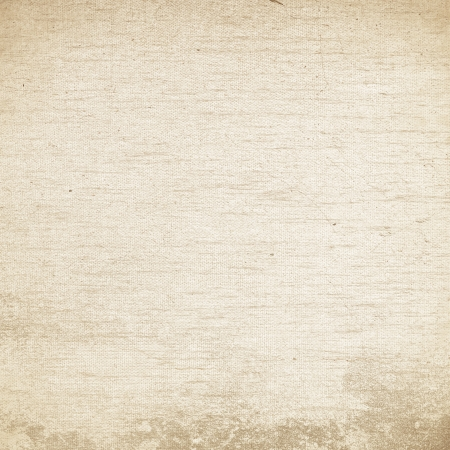 grunge background white canvas texture linen fabric photo