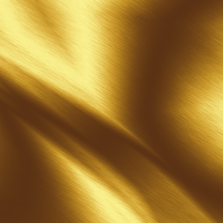 oblique: gold metal texture background with abstract lights