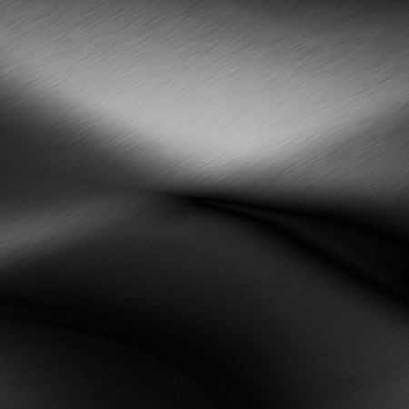 alluminum: black metal texture abstract background
