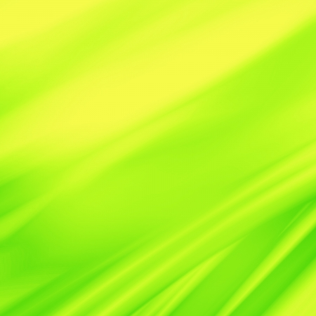 oblique line: green and yellow abstract background and oblique lines, banner or greeting card template Stock Photo