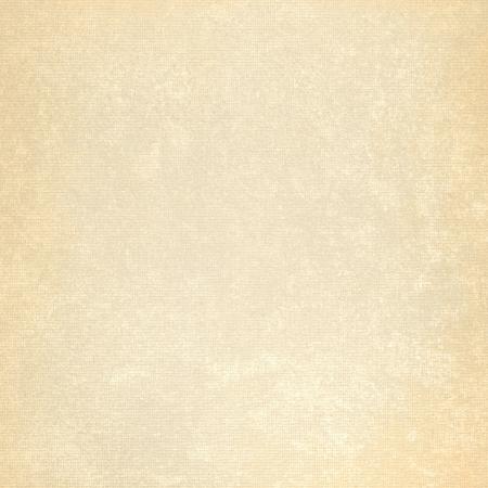 ベージュ背景紙やキャンバスのテクスチャ