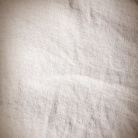 creased paper background canvas texture Stock Photo - 22032550