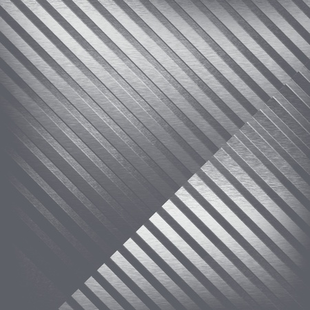 silver metal striped background texture Stock Photo - 22032572