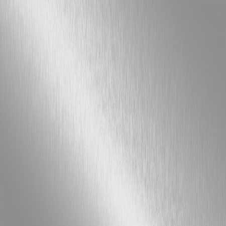 silver metal texture gray background and beam of light photo
