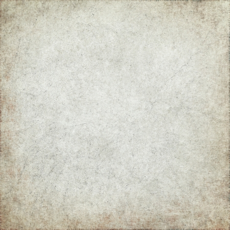 old wall texture or white paper parchment texture vintage background Banco de Imagens