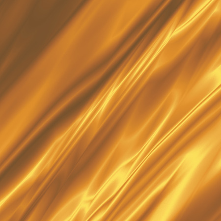 gold abstract background, silk fabric texture or stripe pattern like fire photo