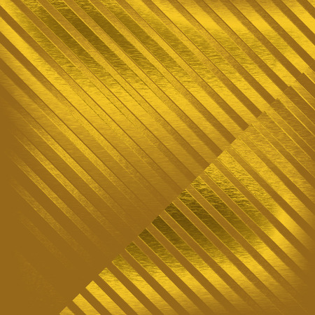 gold background stripe pattern texture and light effects photo