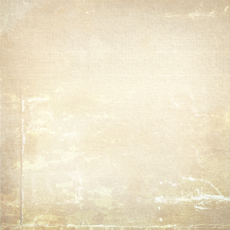 white canvas texture linen fabric grunge background Stock Photo