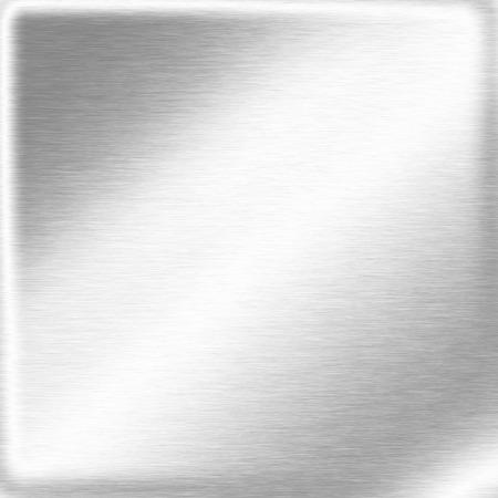 white background silver metal texture Stock Photo - 22878363