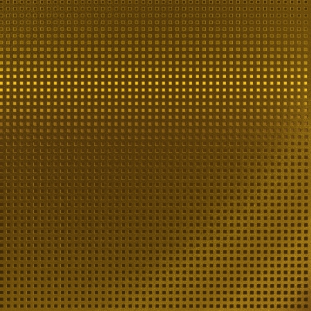 gold background metal texture grid pattern Stock Photo - 22878404
