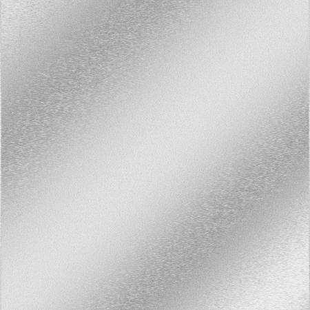 brushed silver metal background chrome texture with oblique line of light to decorative greeting card design photo