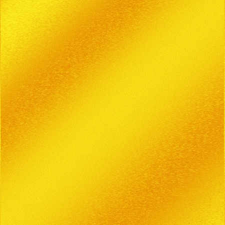 metalic sheet: gold metal texture background with oblique line of light, decorative greeting card design
