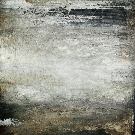 グランジ背景古い壁テクスチャ 写真素材
