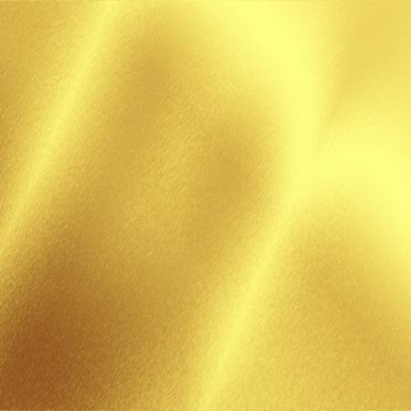 金の金属の質感抽象画の背景装飾的なグリーティング カードのデザイン テンプレート 写真素材