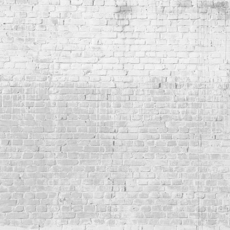 brick: white brick wall texture grunge background