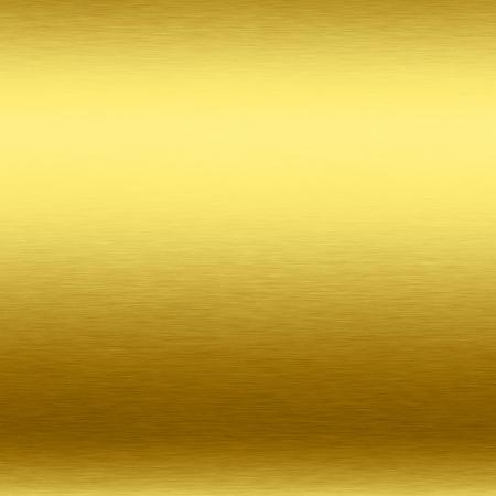 金の金属の質感と装飾的なグリーティング カードのデザインに光のビーム