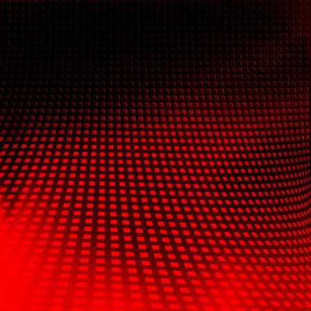 fond abstrait rouge: fond abstrait rouge, peut utiliser pour la publicit� de la technologie moderne