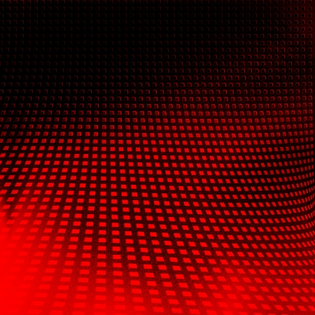 red abstract background, may use for modern technology advertising