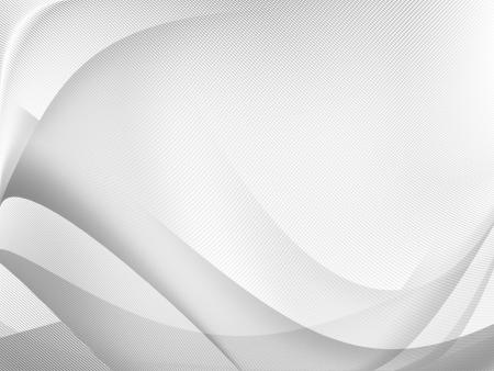 lineas onduladas: fondo abstracto modelo de rejilla gris l�neas onduladas blancas