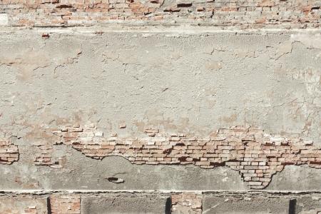plaster wall: urban background grunge wall texture red brick frame