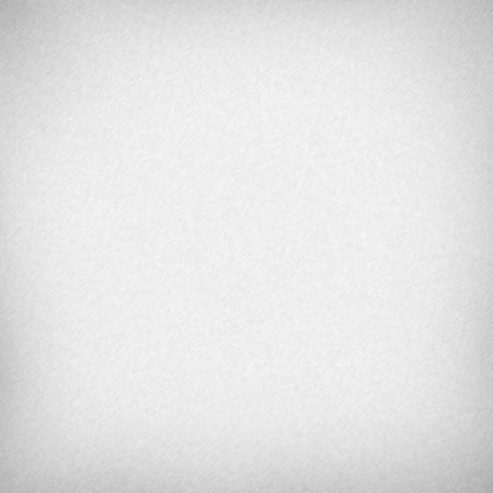 白い背景の微妙なキャンバス生地の質感とビネット
