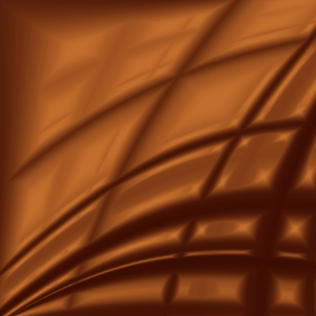toffee: brown abstract background chocolate cube pattern