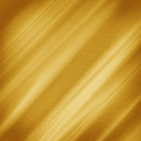 gold background metal texture oblique lines of light photo