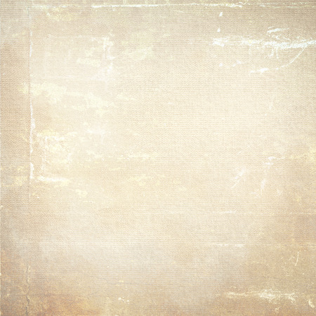 burned paper: grunge urban background beige wall texture Stock Photo