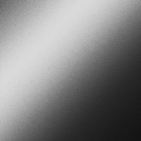 alluminum: gray background chrome metal texture and beam of light Stock Photo