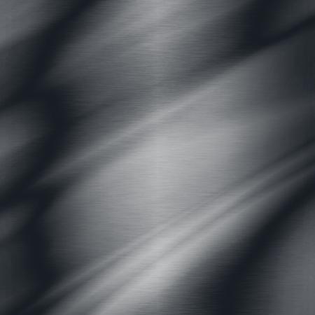 streak plate: metal background dark silver metal texture