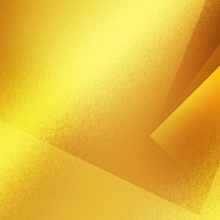 metalic sheet: gold background metal texture decorative geometric shapes