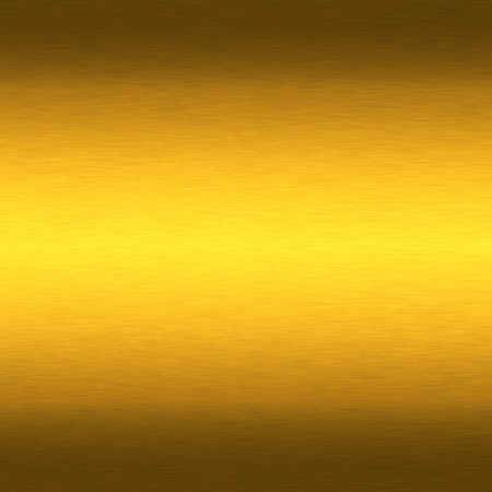 streak plate: gold metal smooth metal plate texture Stock Photo