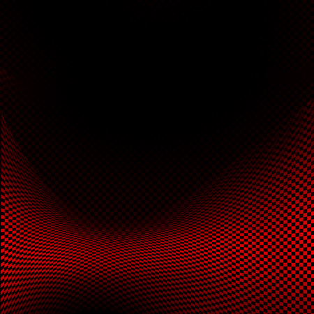 metalic: black and red abstract texture grid pattern Stock Photo
