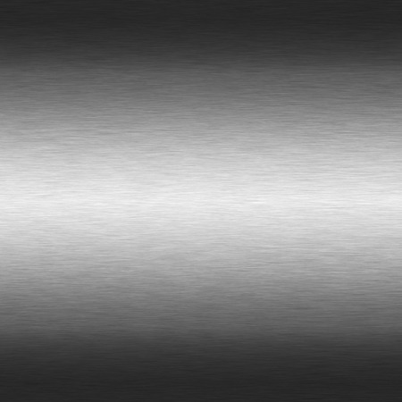 alluminum: gray silver metal texture plate