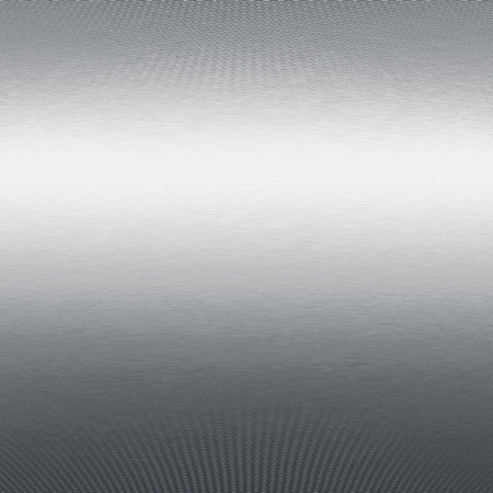 metalic: silver chrome metal texture Stock Photo
