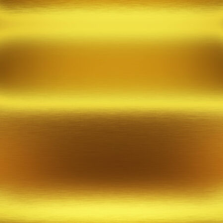 gold metal plate abstract horizontal lines of light photo