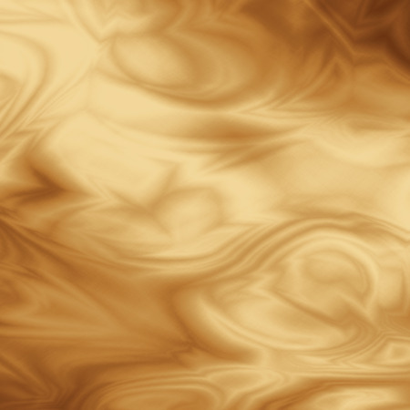 bright brown background and abstract swirl pattern for coffee latte advertising photo