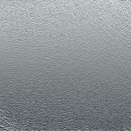 aluminum texture: silver background metal texture grainy pattern Stock Photo