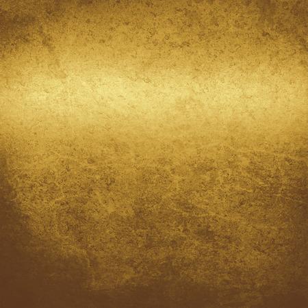 ゴールドの背景に古い金属のテクスチャ 写真素材
