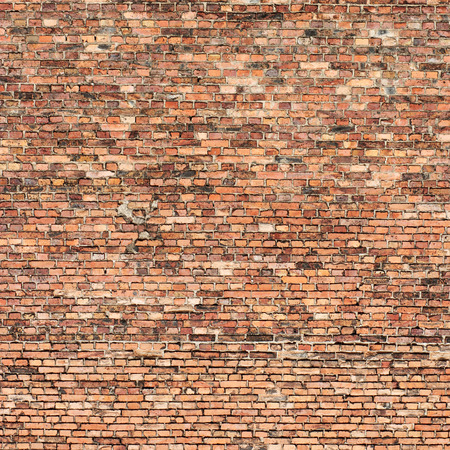 red brick wall texture vintage background photo